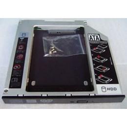 afbeelding van SATA HDD hard drive caddy voor laptop SATA bay, 12.7mm