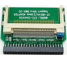 Compact Flash CF naar 44 Pin Female IDE Laptop Converter