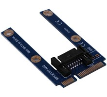 mSATA to 7 Pin SATA adapter Mini Extender