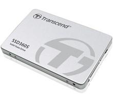 Transcend 512GB, 2.5 SSD360S, SATA3, MLC, Aluminum case