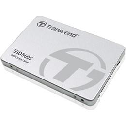afbeelding van Transcend 512GB, 2.5 SSD360S, SATA3, MLC, Aluminum case