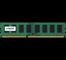 Crucial DDR3 PC3-12800 4GB