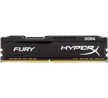 Kingston 8GB DDR4 DIMM 2666MHz CL16 DIMM 1Rx8 HyperX FURY Black
