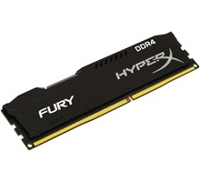 Kingston 8GB DDR4 DIMM  2133MHz CL14 1Rx8 HyperX FURY White
