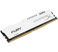 Kingston 8GB DDR4 DIMM 2400MHz DDR4 CL15 1Rx8 HyperX FURY White
