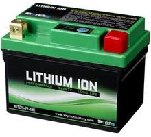 Skyrich LTZ7-S Lithium Ion Motor accu 12V 2.4Ah(10h) 113x80x85