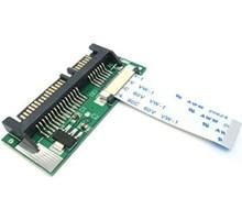 24 Pin SATA LIF Macbook Air SSD naar 7 15 22 pin SATA Adapter met kabel HW