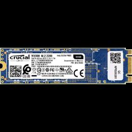afbeelding van Crucial 1000GB Crucial MX500 M.2 Type 2280 SSD