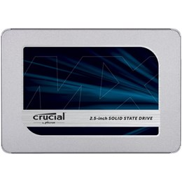 afbeelding van Crucial 240GB Crucial BX500 3D NAND SATA 2.5-inch SSD