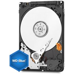 afbeelding van WD Blue Mobile 500GB 2,5 inch HDD SATA3 5400rpm 16MB