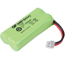 GP draadloze telefoon batterij 2.4V