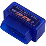 Mini ELM327 V2.1 ODB2 II Bluetooth Diagnose Auto interface
