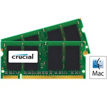 Crucial 8GB Kit (4GBx2) for Apple DDR3 1066MHz (PC3-8500) CL7 SODIMM