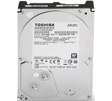 Toshiba 2TB 3.5 inch HDD SATA3 7200rpm 64MB