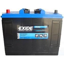 Exide Dual accu 12V 142Ah(20h) 350x175x290x290
