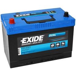 Exide Dual accu 12V 95Ah(20h)310x175x205x225