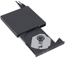 Externe DVD / CD-writer USB