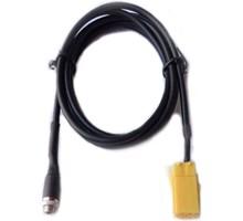 ISO 6pin 3.5 mm Jack Connector voor Alfa Romeo en Fiat