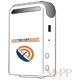 GPS Tracker Personal Plus microSD GSM/GPS/GPRS incl. extra 1000mA batterij, 230v-lader