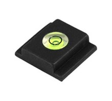 Waterpas Spirit Level Flitsschoen Camera voor Canon Nikon Pentax