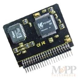 afbeelding van OEM Embedded 2.5inch 44Pins IDE naar SD (SecureDigital) laptop harddisk adapter