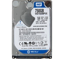 WD Blue Mobile 750GB 2.5 inch HDD SATA3 5400rpm 8MB ** OP=OP **