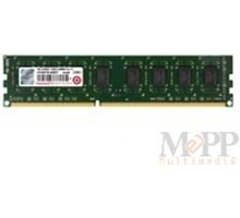 Transcend 2GB DDR3 1600 U-DIMM (1R/256Mx8/CL11)