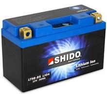 SHIDO LITHIUM ION MOTOR ACCU LT9B-BS 150x70x105