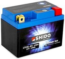 Shido Lithium LTX5L-BS / YTX5L-BS