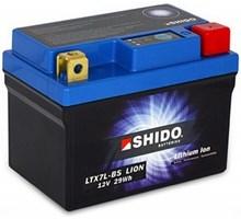 Shido Lithium LTX7L-BS / YTX7L-BS