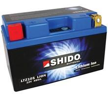 Shido Lithium LTZ10S / YTZ10S