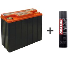 Bundel: ODYSSEY PC680 ACCU + Motul C1 Chain Clean