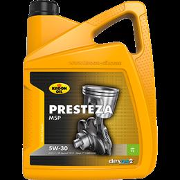 afbeelding van Kroon-Oil Presteza MSP 5W30 5L