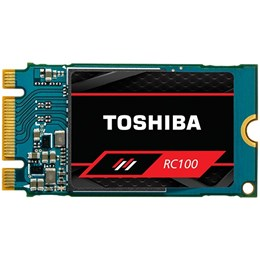 afbeelding van Toshiba RC100 Series NVMe M.2 2242 120GB
