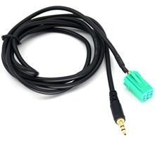 ISO-adapter 6pin voor Renault