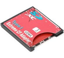 SD, SDHC, SDXC naar CF Compact Flash Memory Card Adapter / Reader