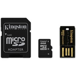 Kingston Technology 16GB Multi Kit