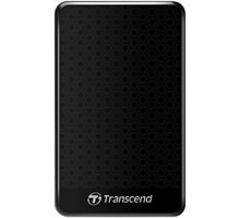 "Transcend 2TB STOREJET USB 3.0 Internal 2.5"" SATA Hard Disk, Anti-vibration (Black)"