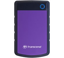 "Transcend 2TB STOREJET 25H3 USB3.0 Internal 2.5"" SATA HDD Anti-shock (Purple)"