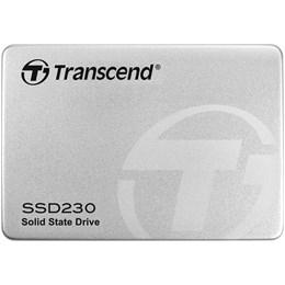 afbeelding van Transcend 128GB, 2.5 SSD230S, SATA3, 3D TLC, Aluminum case