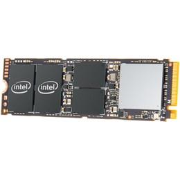 afbeelding van Intel SSD 760P 256GB M.2