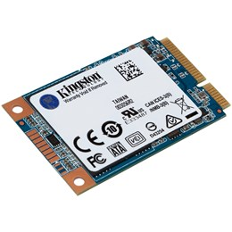 afbeelding van Kingston 240G SSDNOW UV500 mSATA