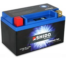 Shido Lithium LT12A-BS / YT12A-BS