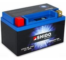 Shido Lithium LTX14-BS / YTX14-BS