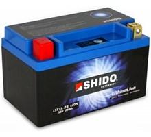 Shido Lithium LTX7A-BS / YTX7A-BS