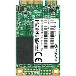 afbeelding van Transcend 128GB, mSATA SSD, SATA3, MLC