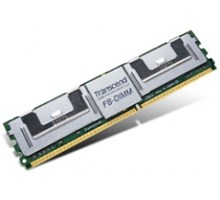 Transcend 2GB geheugen  240P DDR2 667 FB-DIMM (256