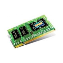 afbeelding van Transcend 2GB Laptop geheugen  200P DDR2 667 SO
