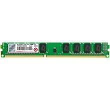 Transcend 4GB Desktop geheugen DDR3 1333 U-DIMM VLP (2R/256Mx8/CL9) *OP=OP*