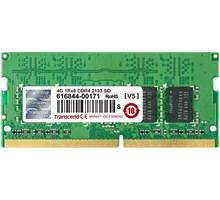 Transcend 4GB DDR4 SO-DIMM 2133Mhz CL17 1Rx8